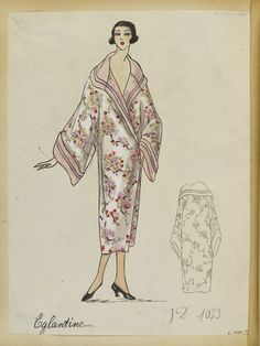 Eglantine | Jean-Charles Worth | V&A Search the Collections