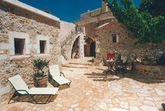 The pasha's Residence Family Villa, Kefalas, Apokoronas, Crete