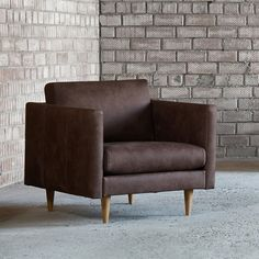 WIN a Tivoli Leather Armchair from Swoon Editions worth £479 - Love Chic Living