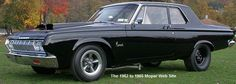 1964 Plymouth Savoy Max Wedge Clone is the December 2010 Mopar of ...