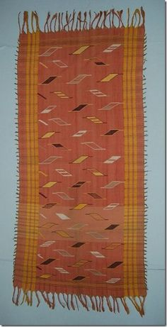 The Beving Collection in the British Museum is without doubt the most important collection of nineteenth century and early C20th African textiles. Among its highlights is a remarkable group of cloths from the town of Akwete in south eastern Nigeria.