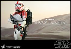 Star Wars Shock Trooper Sixth Scale Figure by Hot Toys | Sideshow Collectibles
