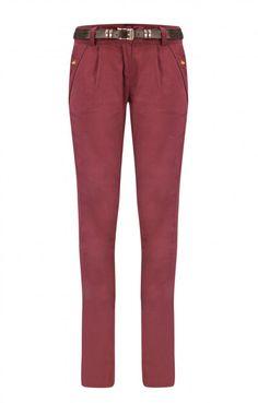 Γυναικείο παντελόνι από καμπαρτίνα PANT-4977-bu Παντελόνια -Γυναίκα Sweatpants, Fashion, Moda, Fashion Styles, Fashion Illustrations