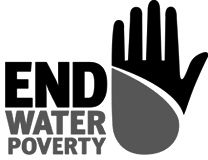 End Water Poverty hand Water Scarcity, Logo Branding, Logos, Financial Inclusion, Good Neighbor, Social Justice, Graphic Design, Writing, Organizations