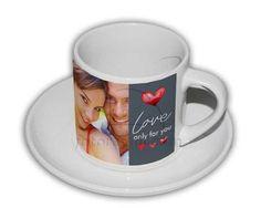 Tazza Coffee Three hearts