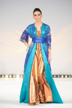Najia Abadi au Fashion Days Maroc 2012 | photos