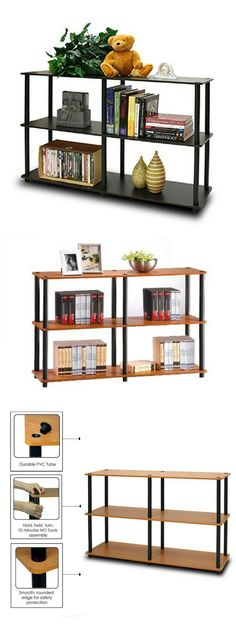 Check out the Furinno Turn-N-Tube Bookcase @istandarddesign