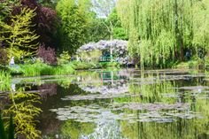 Giverny, Jardins do Monet