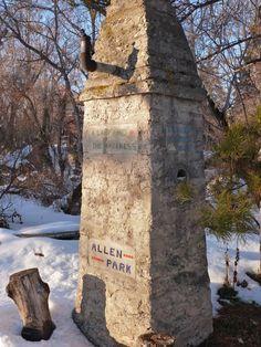 Utah's Present History: Urban Myth: Salt Lake City's Hobbitville (aka Allen Park)