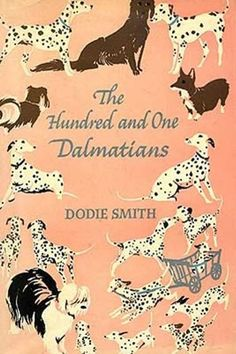 The Hundred and One Dalmations by Dodie Smith (1956)