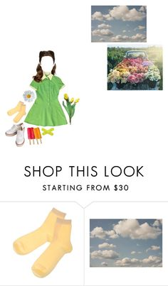 """""""Untitled #469"""" by iamdeadpoetry ❤ liked on Polyvore featuring WALL, Chloé, Summer, contest, fun and bright"""