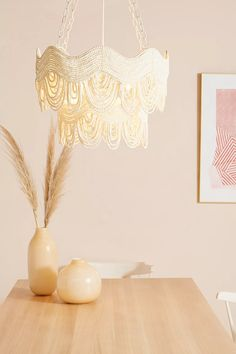 Lisbeth Chandelier | Anthropologie