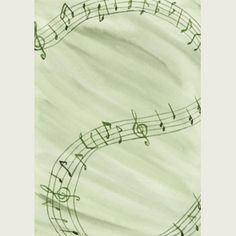 Music Scrapbook Pattern ♪ ♫ Free Download ♪ ♫