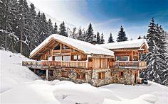 Ski Chalet in Switzerland