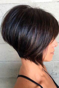 Short Haircut Styles for Straight Hair ★ See more: http://lovehairstyles.com/short-haircut-styles-for-straight-hair/