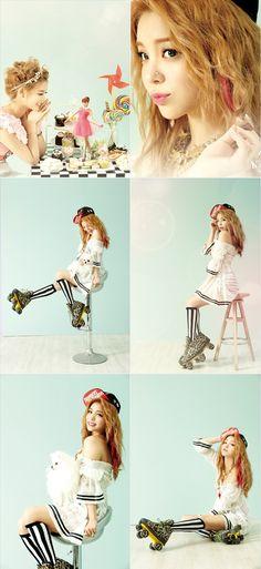 #Ailee~ so cute