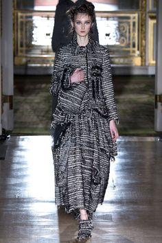 Simone Rocha Autumn-Winter 2016-2017 (Fall 2016) fashion collection