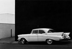 Lewis Baltz. Monterey. From «The Prototype Works» series. 1967.
