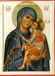arch. Zenon icon of Holy Theotokos