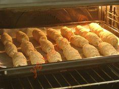 Hazır Yufkadan Peynirli Kruvasan Börek Tarifi Yapılış Aşaması 12/16 Bread, Brot, Baking, Breads, Buns
