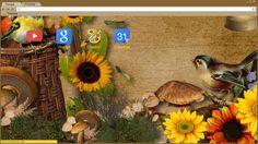 Nature Chrome Themes - ThemeBeta