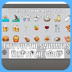 """To true after a gala man my stomach be like """" kayleigh you have swum well now let's go get some food so we're ready for practice later"""""""
