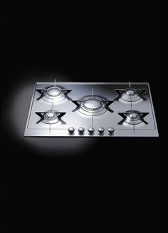 Renzo Piano designed Cooktop for SMEG | WestEdge 2014