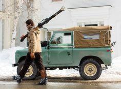 Land Rover Defender Blog : Photo