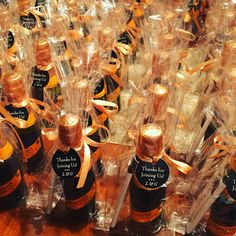 What better way to thank your guests for attending your special occasion then with a favor. Guests have traveled from both near and far to attend your event;