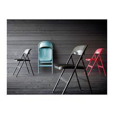 FRODE Klapstoel - rood - IKEA