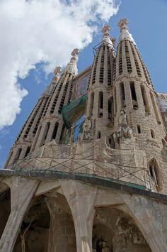 Antoni Gaudí's Legacy | BRABBU  Gaudí, art, architecture, Sagrada Família, Barcelona, Spain, BRABBU