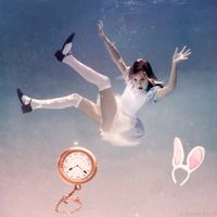 Alice inWaterland - Projects - Underwater Photography elenakalisphoto.com