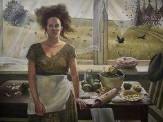 andrea kowch painting narrative art