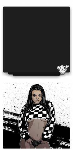 Pop Art Drawing, Art Drawings, Toyota Corolla 2010, Digital Art Girl, Dope Art, Cool Wallpaper, Imvu, Devil, Walls