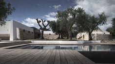 Luca Zanaroli Designs a Spacious Home in Bari