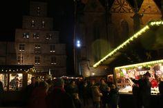 Osnabrück heeft een heel gezellig centrum, en daarbij drie hele leuke kerstmarkten in de december maanden, wij namen de proef op de som en hebben getest.