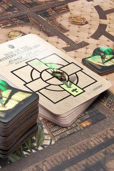 Les livres sont en danger #jeuxdesociete #boardgame #jeuxenfants #jeuxdeplateau #illustrations #boardgame #boardgamer #games #game #tabletop #tabletopgames #fun #jeuenfamille #illustration #enfants #cadeauanniversaire #cadeau #cadeauenfant #jeudenfants #jeucollaboratif Game Card Design, Board Game Design, Game Cards, Card Games, Epic Games, Augmented Reality, Goblin, Industrial Design, Minis