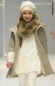 ALALOSHA: VOGUE ENFANTS: Let it Fur !