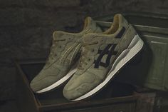 Foot Patrol and ASICS Tiger are teaming up to celebrate the 25th Anniversary of the ASICS Gel Lyte III in a special collaborative effort out August 29th. The London based brand has made their bleak inspiration known throughout the sneaker … Continue reading →