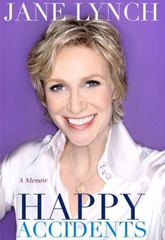 Who doesn't love Jane Lynch? Read about her struggles with anxiety, sexual identity and alcohol on her way to super-stardom.