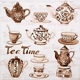Ubrousek - Tea Time