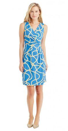 Brea Sleeveless Dress by J.McLaughlin