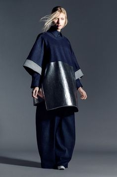 F/W 2013 by Aina Beck #fashion #minimalistic #cut