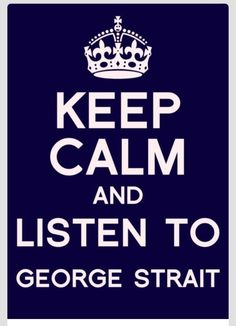 How can you keep calm when George is around?!