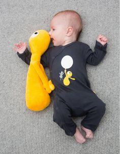 De baby maak jezelf
