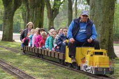 Stoomgroep Turnhout vzw (van april tem september elke zaterdag, zondag en feestdag tussen 13u en 18u)