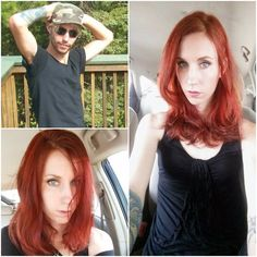 Emily - Canadian Trans Model - 2013 to 2017.