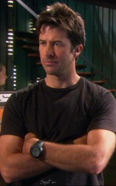 Joe Flanigan-Stargate Atlantis