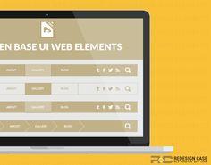 Golden Base Web Elements
