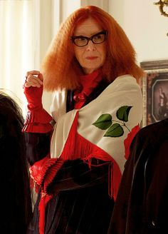 "Myrtle Snow in ""AHS Coven"""